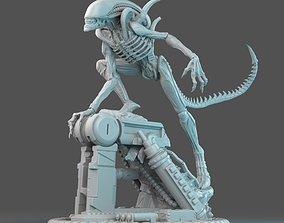 alien print 3D print model