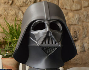 3D print model WEARABLE FULL SIZE DARTH VADER HELMET BY 1