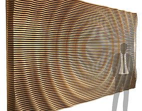 Parametric wall 008 3D model