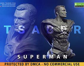 3D print model Superman Bust - DC Comics Collectibles