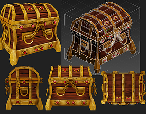 trunk 3D chest