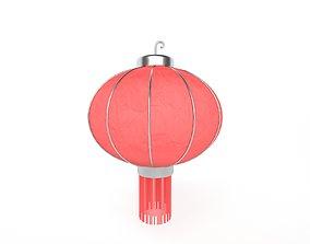3D model Chinese Lantern v1 002