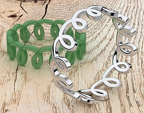 Loop ring 3D print model