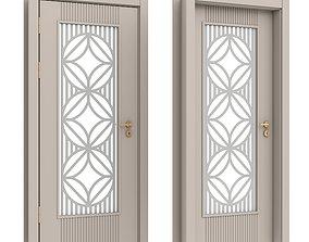 modern interior Door 3D model