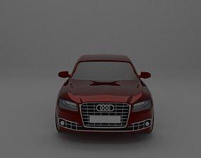 3D model german Audi A8
