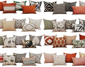 3D model Decorative set pillow vol 4