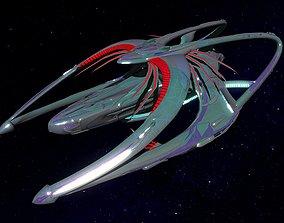 3D aliens STAR TREK - ANDROMEDA ASCENDANT