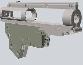 GEARBOX v2 only for HPA AIRSOFT GUNS 3D