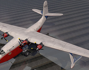 Martin JRM-1 Mars plane 3D model