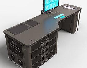 Sci Fi Lab Table 3D machine