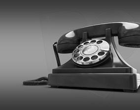 Desk telephone 3D