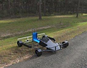 3D model Go Kart race