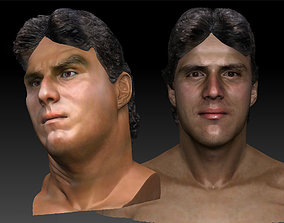 Jose Canseco several 3d busts collection