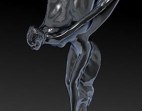 Rolls Royce Spirit of Ecstasy hood ornament 3D