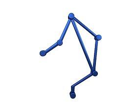 Libra V3 002 3D asset