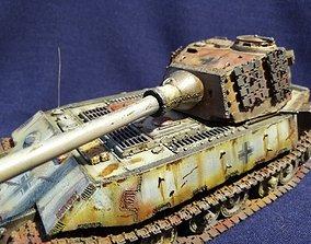 3D print model Tanks VK 4502 B Knigstiger