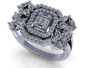 3D print model Wedding Ring R215