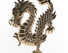 Dragon CNC 3D print model