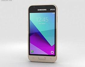 Samsung Galaxy J1 Mini Prime Gold 3D model