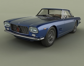 Maserati 5000 GT Allemano 3D model