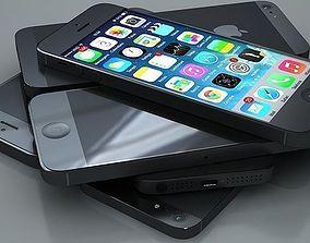 3D asset Iphone 5