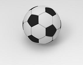 3D printable model Soccer Ball