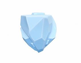 float 3D model Iceberg