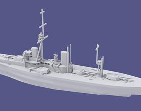HMS Dreadnought 3D printable model