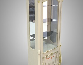 Wooden cupboard 3D model