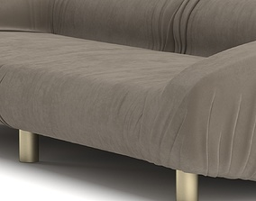 3D Baxter Soft Sofa