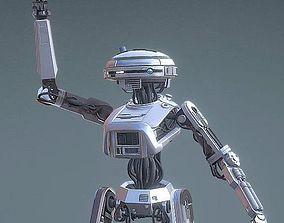 L3-37 INSPIRITED DROID ROBOT FIGURE 3D printable model