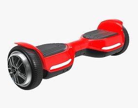 3D model Scooter balance 01