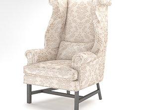 3D WING CHAIR decoration
