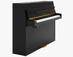 Yamaha b1 SG2 PE Digital Piano 3D