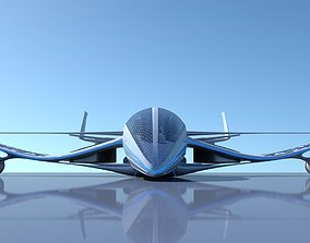 Future Airliner 3D