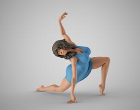 background Dance Spirit 3D print model