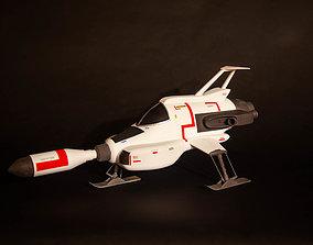 3D printable model UFO Interceptor