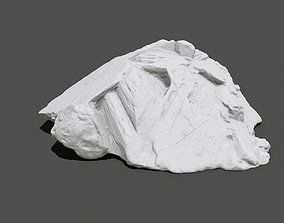 3D print model rock 2