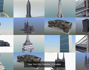 landmark 3D model New York City Collection