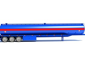Tanker Trailer Models
