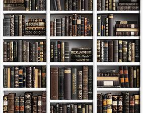 Classic Books 16 3D