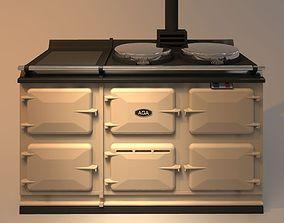 AGA stove 3D