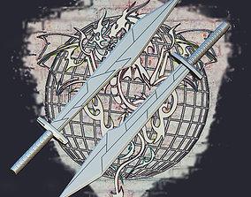 Thor Sword 3D model