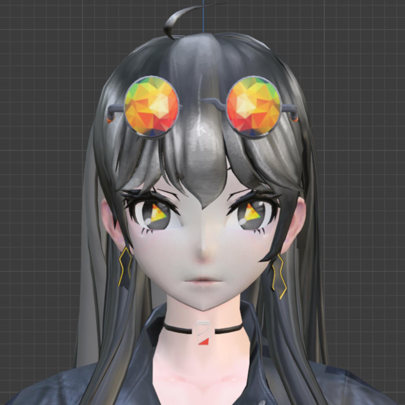 MythicalMoons VRC avatar
