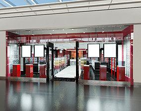 Complete Retail Scene 3D