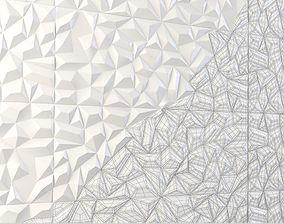 3d tile Ape Ceramica Silk Ole White Rect VR / AR ready