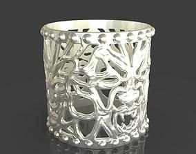3D printable model Jewelry Vampire And Wolfman Bracelet