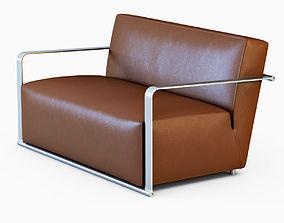 Sofa BRANDO by David Casadesus 3D model