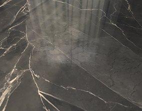 Marble Floor Supreme Dark 120x240 3D model
