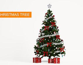 Christmas Pine Tree 3D model